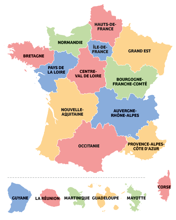 carte-france-regions-2016